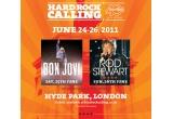 "1 x pachet sejur in Londra + invitatie dubla la ""Hard Rock Calling"" + 300 dolari"