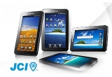 o tableta Samsung Galaxy P1010