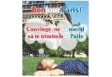 o excursie de 2 persoane la Paris (15-17 iulie)