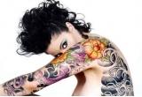 un tatuaj realizat la TatooFlorin.ro