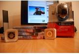 1 x pachet cu iPod Shuffle 4th generation + documentarul Prin Gaura de Vierme cu Morgan Freeman + 6 luni de promovare pe acsel.ro, 1 x pachet cu iPod Shuffle 4th generation + 3 luni de promovare pe acsel.ro, 1 x Microsoft Wireless Mobile Mouse 6000