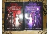 """cartea """"Razboiul Reginelor - Oana Stoica-Mujea - volumul 1"""" + cartea """"Razboiul Reginelor - Oana Stoica-Mujea - volumul 2"""", cartea """"Cutia cu fantome - Joe Hill"""" + cartea """"A doua Luna Plina - Kelley Armstrong"""""""