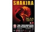 "1 x set 2 bilete la Shakira (pentru zona ""Gazon A"")"