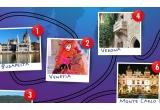 8 x excursie prin Europa (pentru 4 persoane)