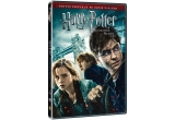 "5 x pachet cu un DVD ""Harry Potter si Talismanele Mortii Partea I"" + promotionale Harry Potter"