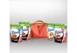 100 x pachete cu Nestle Fitness + geanta de plaja