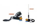 1 x statie radio Midland Alan 100 cod C442.09, 1 x antena Midland Alan S9 + magnet 120/DV