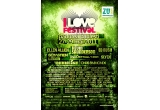 2 x invitatie la I Love Festival