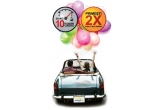 10 x plin pentru masina /zi, dublu de puncte MutiBonus pentru toti participantii