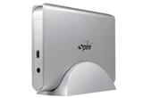 <b>Un rack extern Spire HandyBook 2.5&quot; echipat cu un hard disk SATA de 80GB!</b>