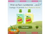 10 x set cu 2 produse Ajax Natura Verde