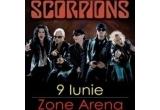 o invitatie dubla la concertul Scorpions