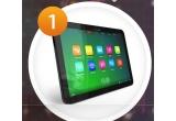1 x tableta Android, 1 x set de 2 bilete la concertul Bon Jovi, 1 x sedinta foto + make-up