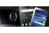 1 x laptop Aleinware M14x, 1 x tableta Samsung Galaxy, 1 x Google Nexus