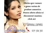 un voucher de 50 Ron de la Glamouros Cosmetics