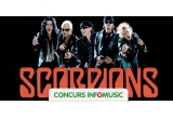 2 x invitatie la concertul Scorpions