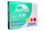10 x produs Activit C60