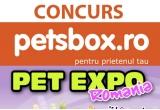 10 x invitatie pentru 2 persoane la Pet Expo 2011