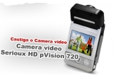 o camera video Serioux HD pVision 720
