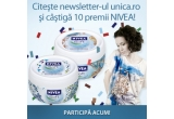 5 x set tricou Josep Font + crema Nivea Soft, 5 x crema Nivea Soft