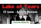 2 x invitatie la concertul Lake of Tears