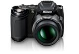 3 x aparat foto Nikon COOLPIX, 4 x joc de PC din partea Gameshop.ro