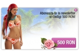 1 x voucher in valoare de 500 RON pe sevensins.ro