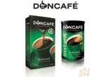 10 x set cu 2 pachete de cafea Doncafe Selected de 250 g si 2 cutii de cafea instant Doncafe Selected de 100 g