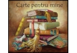 1 x carte la alegere de la Libraria online Libris (nu trebuie sa depaseasca 40 de lei)