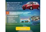 1 x masina Suzuki Swift, 10 x sejur pentru 2 persoane in Grecia, 210 x pachet produse Libertatea