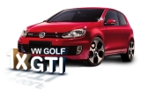 1 x masina Volkswagen Golf GTI, 60.000 x pachet de tigarete Pall Mall King Size