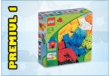 1 x cutie Lux Lego Duplo, 1 x cutie Cuburi Lego Duplo, 1 x Animale Ferma