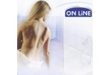 12 x set OnLine (sapun lichid lacramioare, sare baie si spuma marin, sare picioare eucalypt, sapun intim musetel)