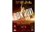 5 x 5 bilete la concertul lui Bon Jovi de la Bucuresti, 15 x USB stick cu 30 de hituri Bon Jovi si 17 clipuri, 30 x CD Greatest Hits