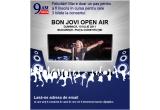 3 x bilet la concertul Bon Jovi