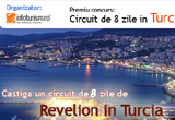 un circuit de 8 zile in Turcia de revelion<br />