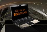 <b>Un laptop HP Pavilion<br /> </b>