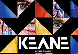 "5 x album ""Keane - Perfect Symmetry"""