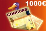 <b>1000 de EURO si 300 de pachete de carti<br /> </b>