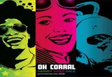 "3 x cd promotional  "" Harvey Three-Face"" de la Ok Corral"