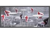 5 x scaun de terasa de la Sensio Mobili