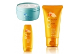 5 x set de creme pentru protectie solara de la Avon Sun (Crema hidratanta SPF 50, Crema hidratanta de fata SPF 30,Unt de corp calmant dupa plaja)