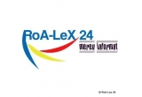 1 x 2 bilete la meciul Romania – Argentina, 11 x cadou personalizat RoA-Lex 24