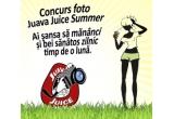 1 x produse din meniul Juava Juice in valoare de 15 RON pe zi timp de o luna, 1 x voucher in valoare de 25 RON