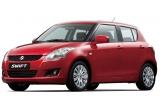5 x test-drive cu noul Suzuki Swift