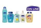10 x produse cosmetice ONLINE (sapun lichid de tei + spuma de baie marin + sare de baie marin + sare pentru picioare ginseng + gel intim galbenele)