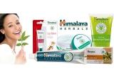 10 x set cosmetice HIMALAYA (crema hidratanta + sapun de migdale + balsam de buze + pasta de dinti + gel de curatare cu extract de neem)