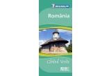 "1 x cartea ""Ghidul Verde Michelin Romania"""