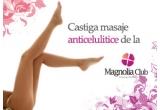 3 x abonament de masaj anticelulitic (6 sedinte de masaj anticelulitic)