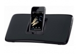 1 x set de 2 boxe portabile cu dock pentru iPhone/iPod Logitech Rechargeable Speaker